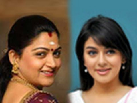 Dont compare me with Hansika: Kushboo