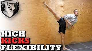 How to Kick Higher: Stretching for Head Kick Flexibility