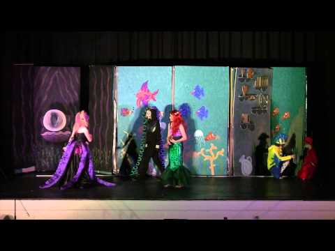Drake Middle School - The Little Mermaid Jr School Musical