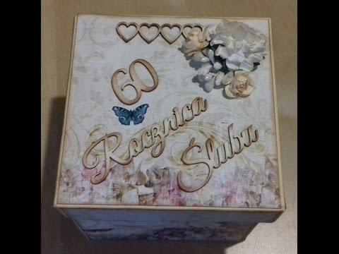 Box Na 60 Rocznicę ślubu