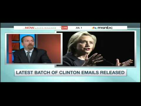 Charade? NBC's Chuck Todd: Took Benghazi Committee To Discover Clinton's Secret Server