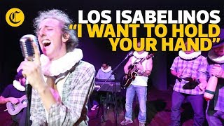 Los Isabelinos - I Want To Hold Your Hand  (cover de The Beatles) /// Sesión #ArteEnElComercio