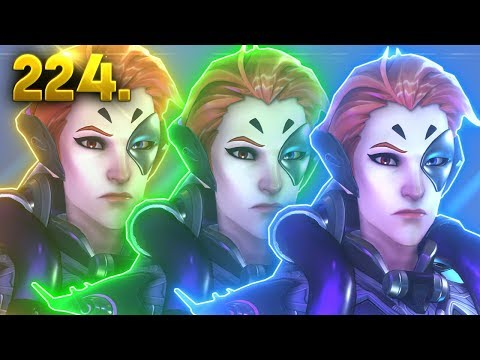 Moira POWER..!! | OVERWATCH Daily Moments Ep. 224 (Funny and Random Moments)