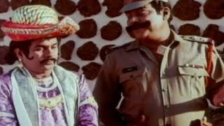 Yamaleela Movie Comedy Scenes - Kota Srinivasa Rao questioning Brahmanandam - Ali