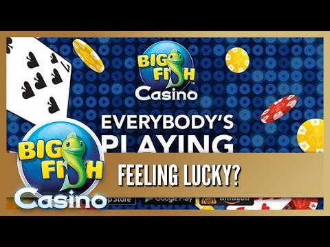 Big fish casino app for android