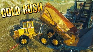 Buying the EPIC DUMP TRUCK and Shaker Extension! - Gold Rush: The Game Gameplay