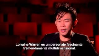 Expediente Warren: The Conjuring - Entrevista James Wan (director)
