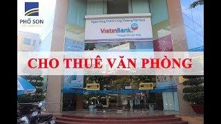 CHO THUÊ VĂN PHÒNG TÒA NHÀ VIETINBANK   BĐS PHỐ SON