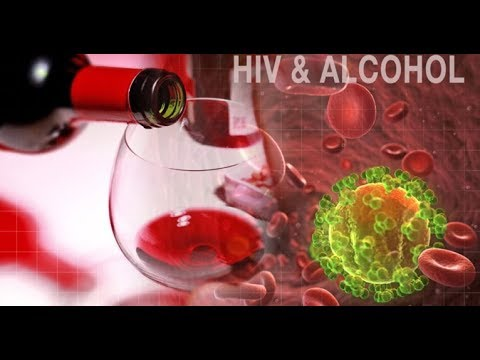 Can i drink alcohol as a person living with HIV and on ARVs?