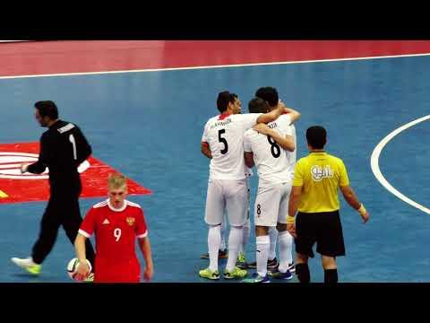 Турнир 4-х наций. Иран - Россия. 4-0