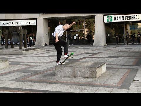 Skate Sauce x Jkwon