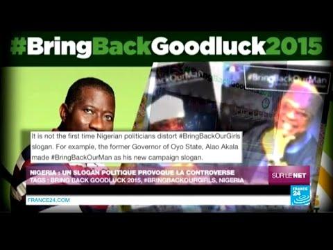 Nigeria : un slogan politique provoque la controverse - Sur le Net