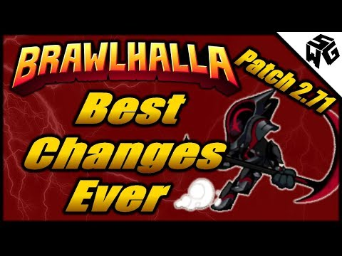 Patch 2.71 Experimental Changes! - Brawlhalla Gameplay :: Best Changes Ever!