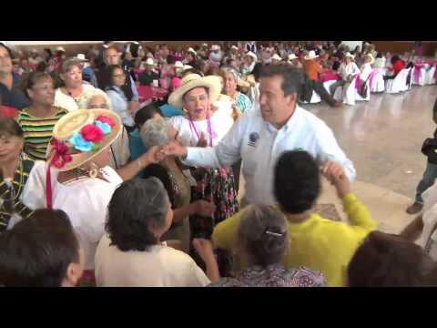 IV Verbena Regional, Adultos Mayores, DIF Estatal Guanajuato, Valle de Santiago.