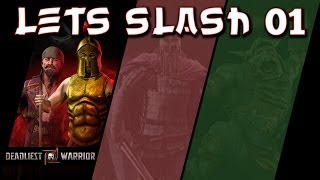 Let's Slash 001 - Chivalry Deadliest Warrior [deutsch] [720p]