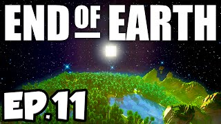 End of Earth: Minecraft Modded Survival Ep.11 - OREBERRY ROOM!!! (Steve