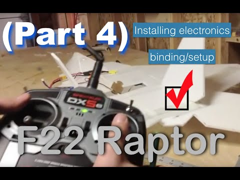 How to build an rc plane (part 4)