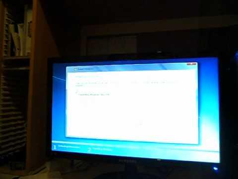Monitor Samsung S20A300B desligando e ligando sozinho!