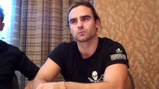 SDCC 2011: Spartacus Dustin Clare (Gannicus)