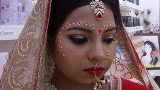 Bengali Bridal Makeup Tutorial