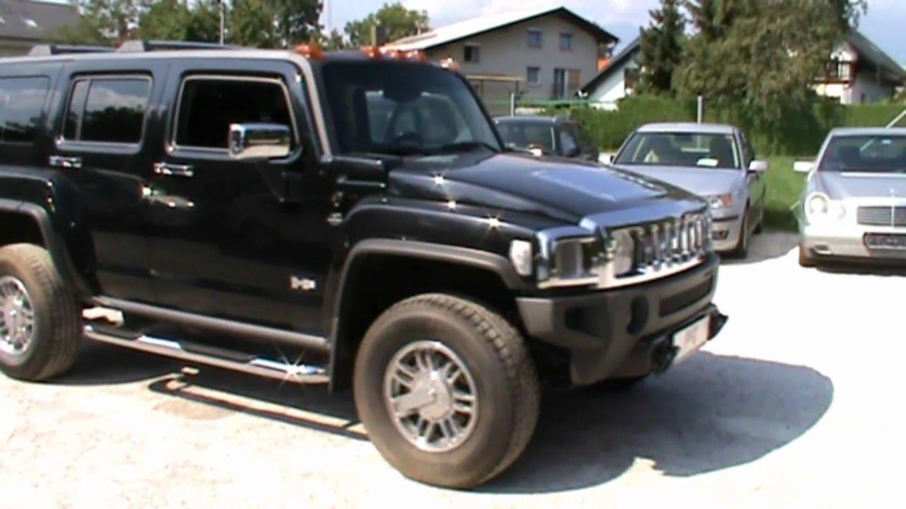 2007 Hummer h3 3.7 4s Luxury