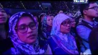 Afgan Katakan Tidak Konser Dari Hati Trans 7