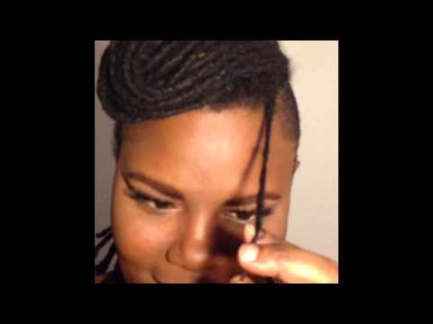 How To Remove Lint From Locs