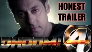 Dhoom : 4 (HONEST/Fake/Unofficial) Trailer feat. Salman Khan , Deepika Padukone.