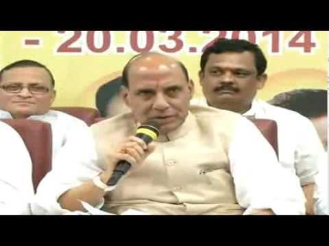 DMDK, PMK, MDMK, Kongunadu and IJK in Tamil Nadu join NDA in the presence of Shri Rajnath Singh