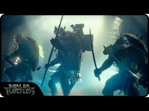 NINJA TURTLES - L'univers des Tortues Ninja