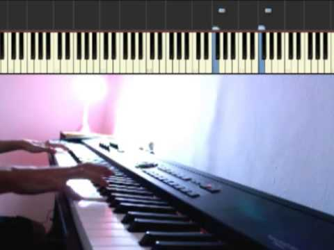 Ali Hurt Rooftop Prince OST Piano Cover