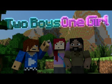 Two Boys One Girl : Cataclysm   Episode 12 - Minecraft
