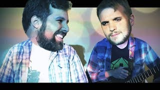 Fireflies by Owl City but it's a Pop-Punk Cover by Caleb Hyles and RichaadEb