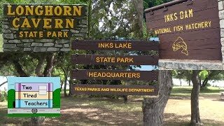 Inks Lake & Longhorn Cavern State Parks - Texas State Parks