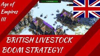 British Livestock Boom Strategy! AoE III