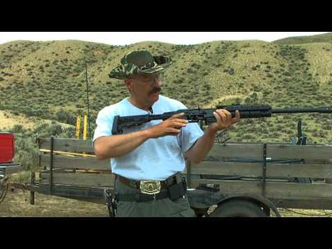 Video Gun Review: Russian Saiga Semi-Auto Shotgun