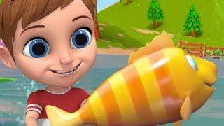 मछली जल की रानी है | Machli Jal Ki Rani Hai | Little Treehouse India | Hindi Kids Nursery Rhymes