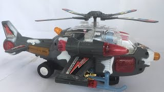 Helicopter Toys For Kids | Review Helicopter Video For Kids | Oudom Kids