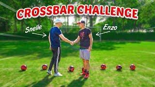 CROSSBAR CHALLENGE TEGEN RAPPER SNELLE! #2117