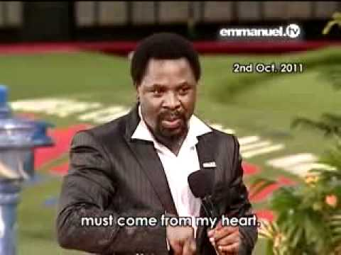 Guinea Vs Nigeria Football Prophecy_ T.B. Joshua_1.mov