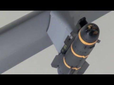 General Atomics MQ-1L Predator UAV & AGM 114 K2 Hellfire Missiles