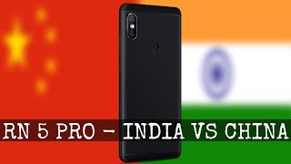 Redmi Note 5 Pro(China) - China variant better than Indian?