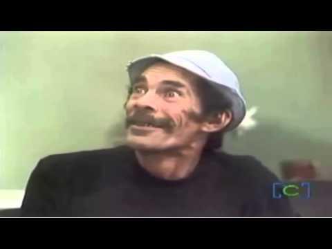 Don Ramon se entera de la victoria de Maduro