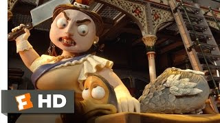 The Pirates! Band of Misfits (9/10) Movie CLIP - Dodo is Off the Menu (2012) HD