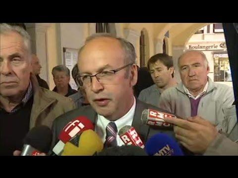 Exécution dHervé Gourdel: le maire sous le choc