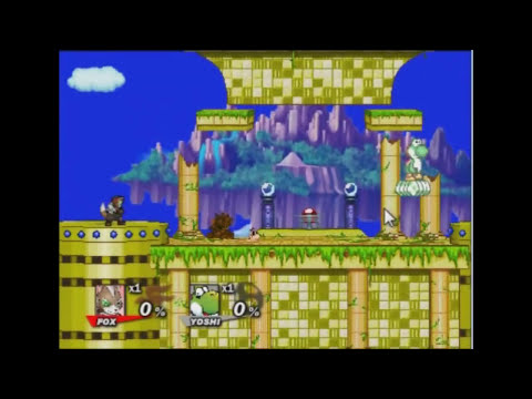 Primeras Impresiones: Super Smash Flash 2, Demo 0.8