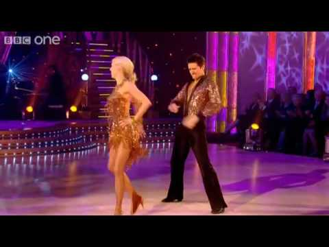 Series 6 playlist: http://www.youtube.com/view_play_list?p=5473B80079A1FCC6 Semi-Final: Tom and Camilla dance a Jive to Waterloo by Abba.