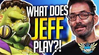 Overwatch - Jeff's Most Played Heroes! PTR Roadhog Updates Soon!