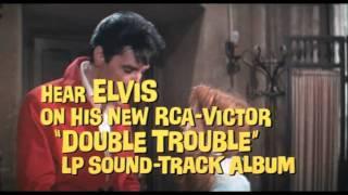 Double Trouble Official Trailer #1 - Elvis Presley Movie (1967) HD