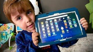 TOUR PELO TABLET DO MAIKITO!! Todos os Jogos de Android para Crianças - Games for Kids